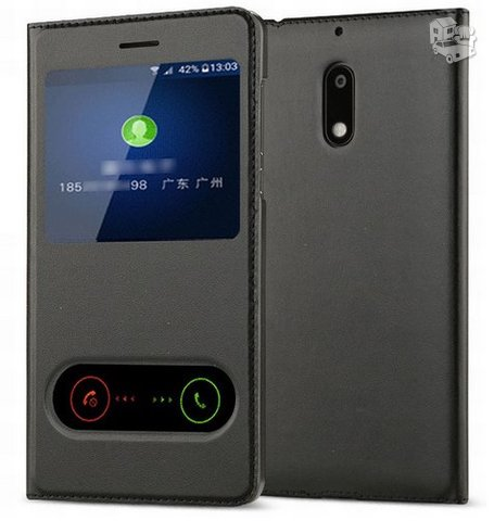 Nokia 6 dėklas
