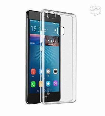 Huawei silikoniniai galinės dalies dėklai