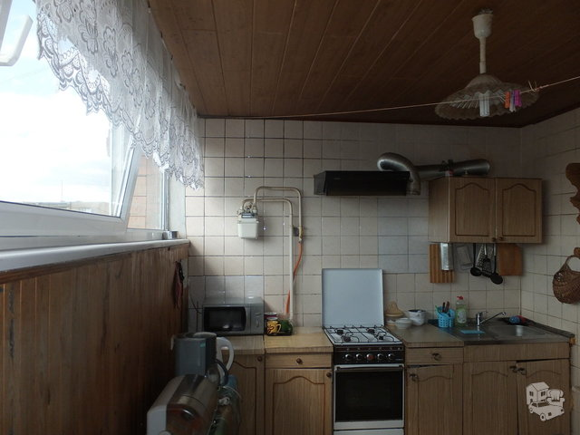 2 kambarių butas Klaipėdos r. sav., Gargžduose, J. Janonio g.