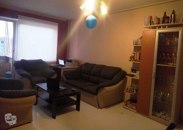 3 kambarių butas Klaipėdoje, Bandužiuose, Bandužių g.