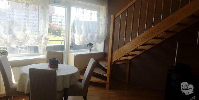 3 kambarių butas Klaipėdoje, Vėtrungėje, Birutės g.