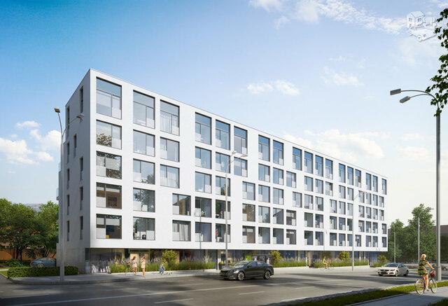 3 kambarių butas Vilniuje, Naujamiestyje, J. Basanavičiaus g.