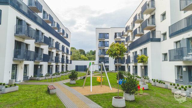 1 kambario butas Vilniuje, Baltupiuose, Juozo Balčikonio g.