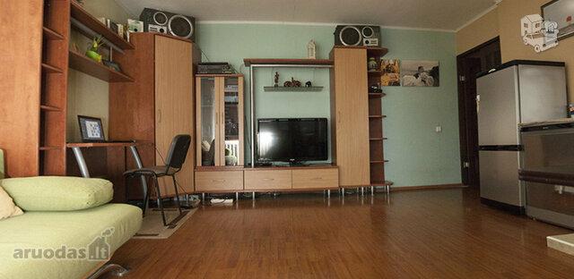 2 kambarių butas Klaipėdoje, Centre, Karklų g.