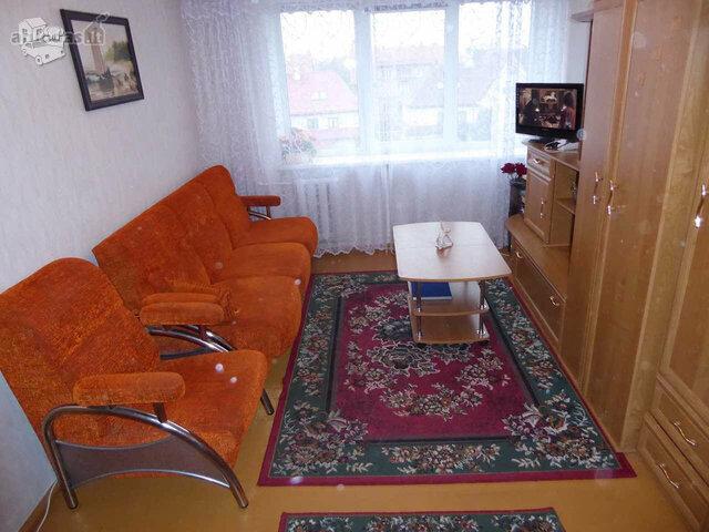2 kambarių butas Klaipėdoje, Centre, Vilhelmo Berbomo g.