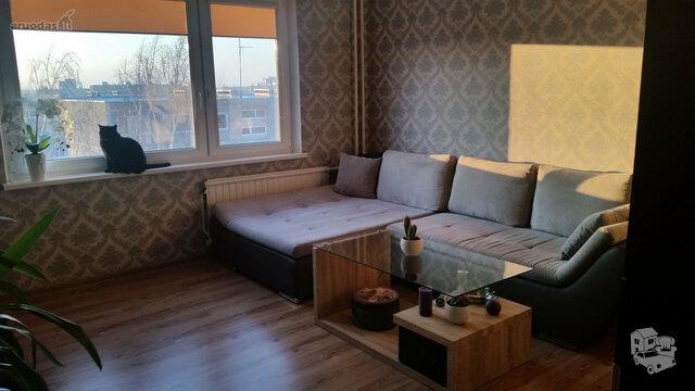 2 kambarių butas Klaipėdoje, Naujakiemyje, Šiaulių g.