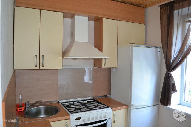 2 kambarių butas Klaipėdoje, Vėtrungėje, Rūtų g.