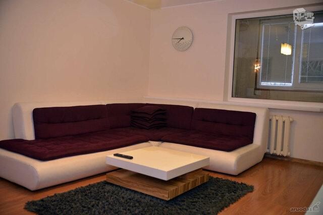 2 kambarių butas Klaipėdoje, Debrecene, Šilutės pl.