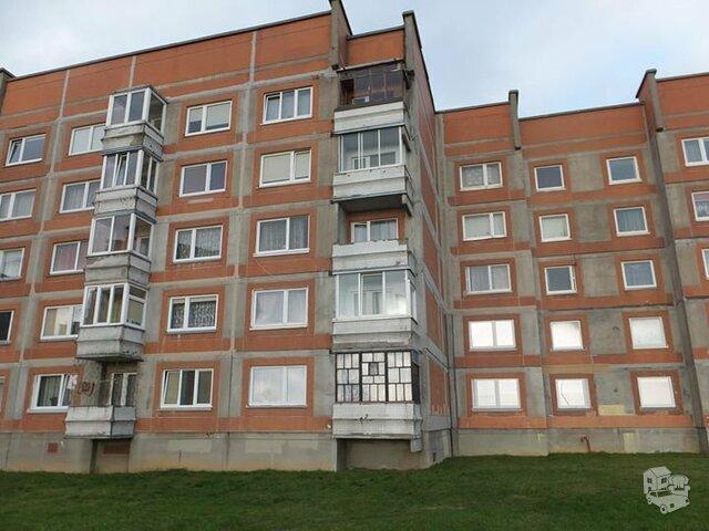 1 kambario butas Klaipėdoje, Bandužiuose, Jūrininkų pr.