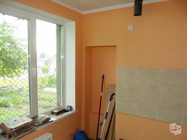 2 kambarių butas Telšių r. sav., Telšiuose, S. Daukanto g.