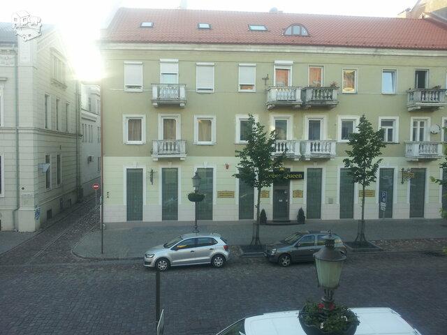 3 kambarių butas Klaipėdoje, Senamiestyje, Turgaus g.