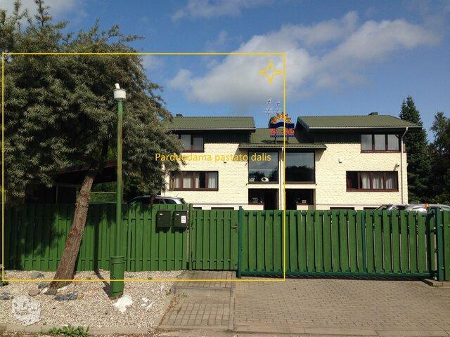 6 kambarių butas Palangoje, Vytauto g.