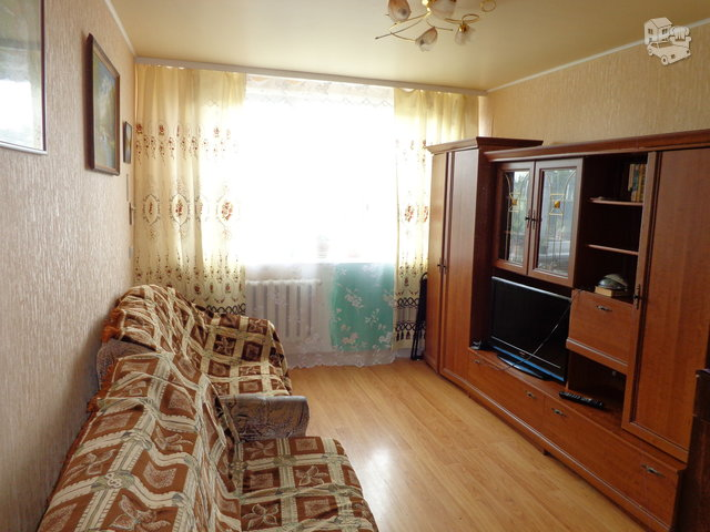 1 kambario butas Vilniuje, Naujininkuose, Darbininkų g.