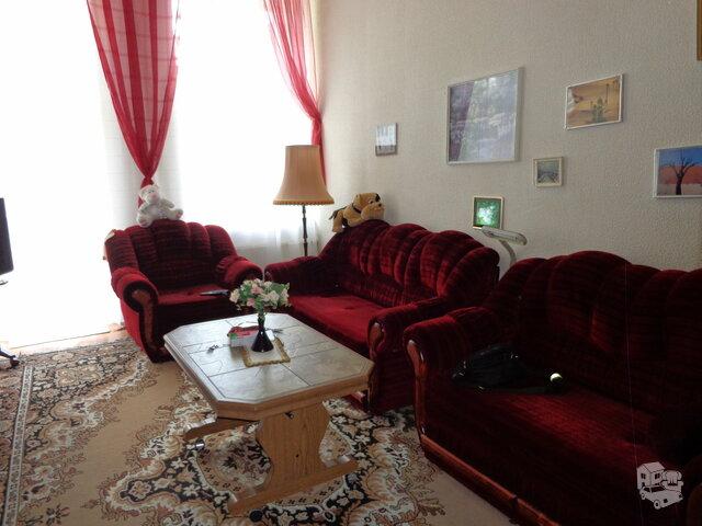 6 kambarių butas Vilniuje, Senamiestyje, V. Šopeno g.