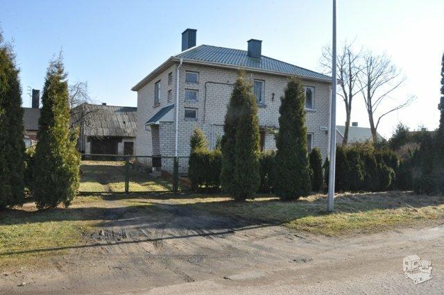 Gyvenamasis namas Mažeikiuose, Vakarų g.