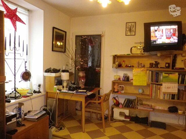 Gyvenamojo namo dalis Vilniuje, Šnipiškėse, Kalvarijų g.