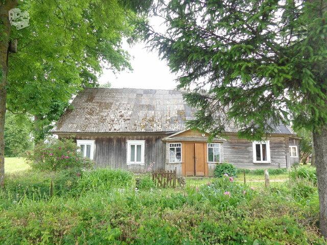 Gyvenamasis namas Ukmergės r. sav., Lokėnuose