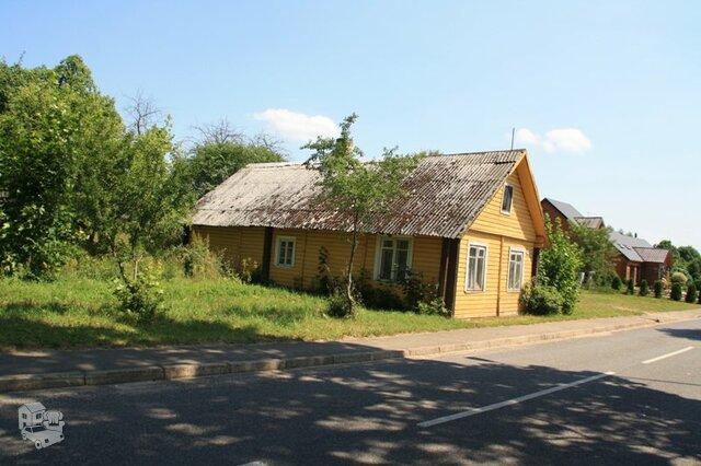 Gyvenamasis namas Širvintų r. sav., Kernavėje, Vilniaus g.