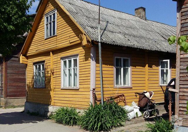 Gyvenamasis namas Radviliškio r. sav., Šeduvoje, Vytauto g.
