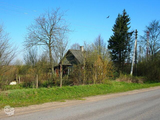 Gyvenamasis namas Vilniaus r. sav., Paberžėje, Vilniaus g.