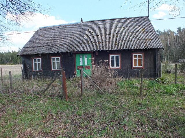 Sodyba Rokiškio r. sav., Mažeikiuose