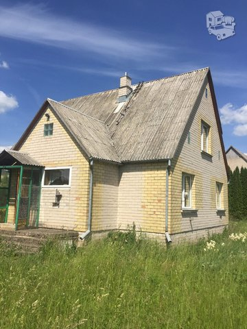 Gyvenamasis namas Kupiškio r. sav., Šimonyse, Vandentiekio g.