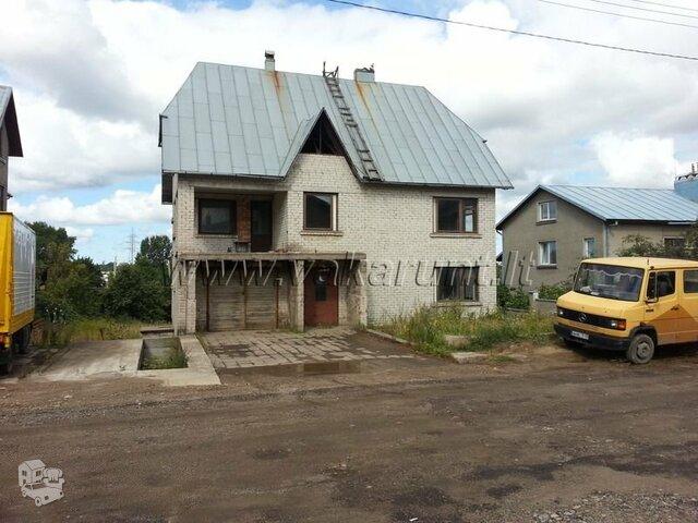 Gyvenamasis namas Klaipėdoje