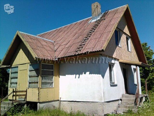 Gyvenamasis namas Klaipėdos r. sav., Žadeikiuose
