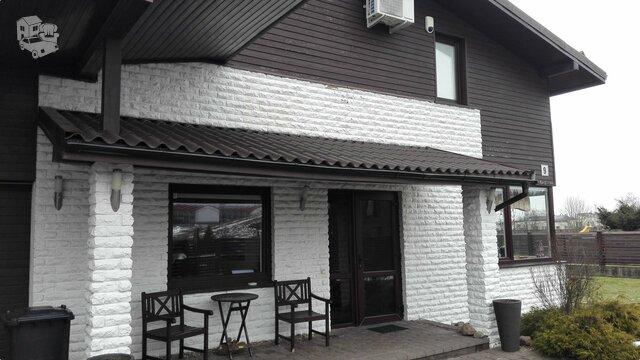 Gyvenamasis namas Vilniaus r. sav., Klevinėje, Senasis Ukmergės kel.