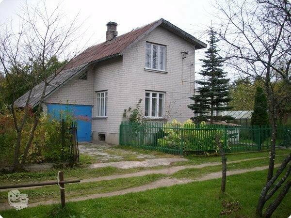 Gyvenamasis namas Vilniaus r. sav., Terešiškėse