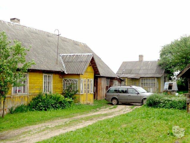 Sodyba Vilniaus r. sav., Karklėnuose, Upelio g.