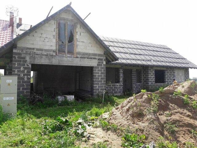Sublokuotas namas Klaipėdos r. sav., Šlapšilėje, Klevų g.