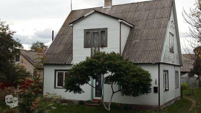 Gyvenamasis namas Jurbarko r. sav., Juodaičiuose