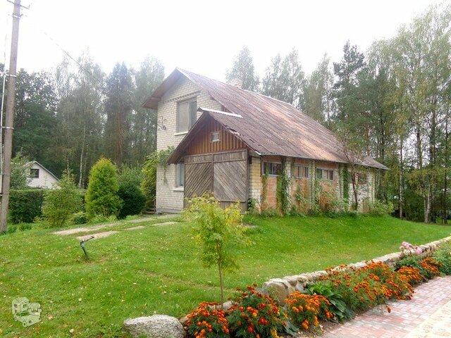 Gyvenamasis namas Vilniaus r. sav., Rastinėnuose
