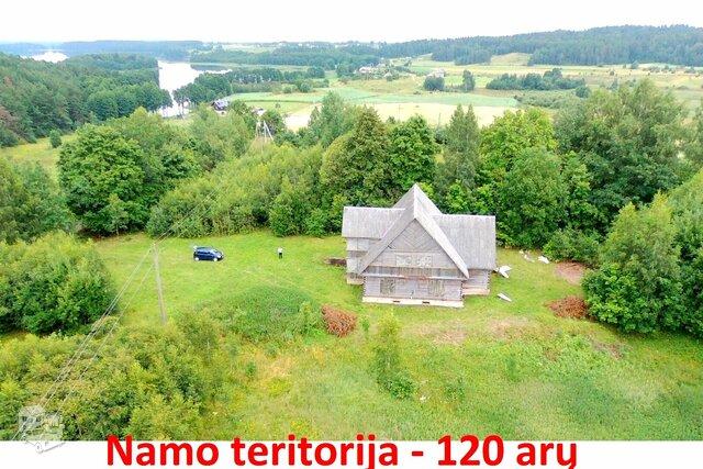 Gyvenamasis namas Trakų r. sav., Trakuose, Semeliškių g.
