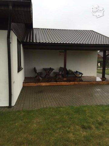 Gyvenamasis namas Klaipėdos r. sav., Slengiuose