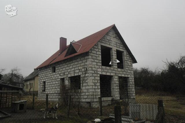 Gyvenamasis namas Vilnius, Salininkuose