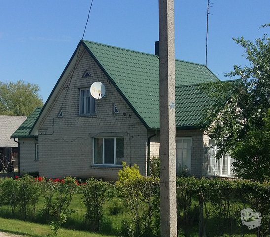 Gyvenamasis namas Biržų r. sav., Naciūnuose