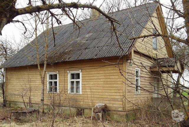Gyvenamasis namas Biržų r. sav., Iškonyse