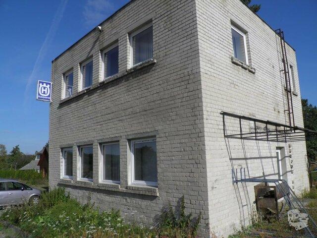 Gyvenamasis namas Šakių r. sav., Gelgaudiškyje