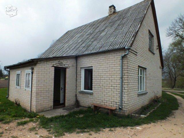 Gyvenamasis namas Biržų r. sav., Einoriuose