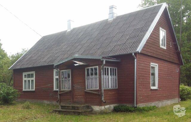 Gyvenamasis namas Biržų r. sav., Nemunėlio Radviliškis