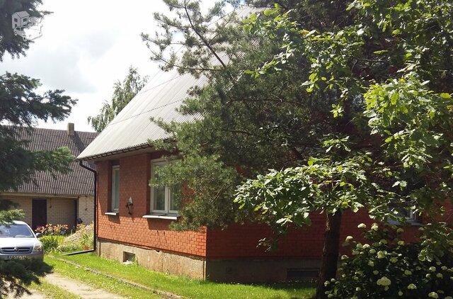 Gyvenamasis namas Kupiškio r. sav., Skapiškyje