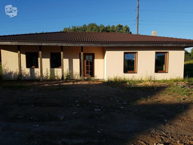 Gyvenamasis namas Klaipėdoje, Rimkuose, Lubinų g.