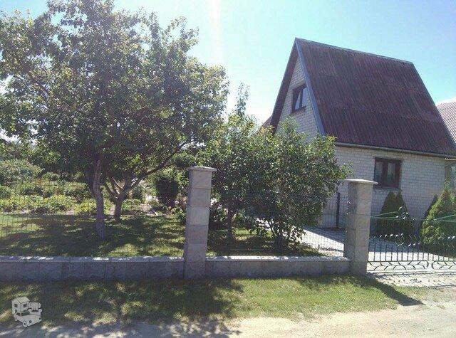 Sodo namas Klaipėdos r. sav., Šnaukštuose, Agluonos g.