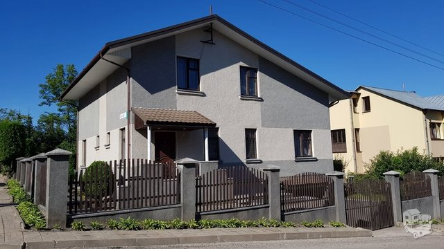 Gyvenamasis namas Alytuje, Vidzgiryje, Eiguvos g.