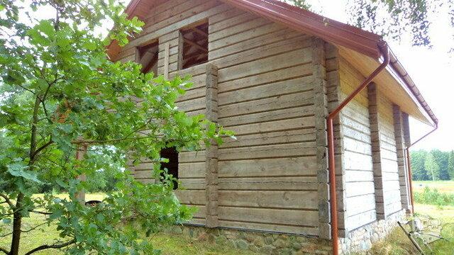 Gyvenamasis namas Kazlų Rūdos sav., Plačkojuose
