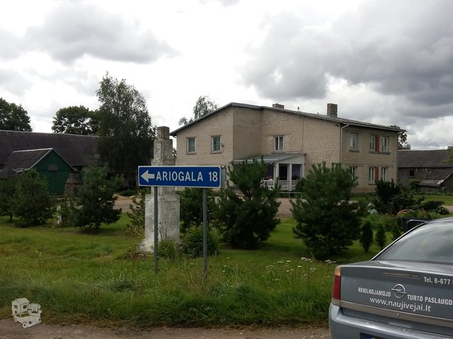 Gyvenamasis namas Raseinių r. sav., Ilgižiai III
