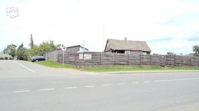 Gyvenamasis namas Kalvarijos sav., Kalvarijoje, Vytauto g.