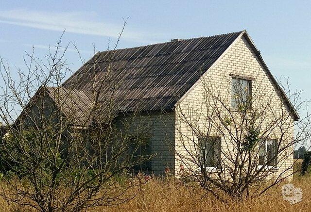 Gyvenamasis namas Pakruojo r. sav., Mikoliškyje